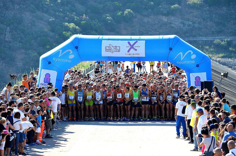 Calendario Fidal Sardegna.Lago Di Corsa 2015 X Edizione